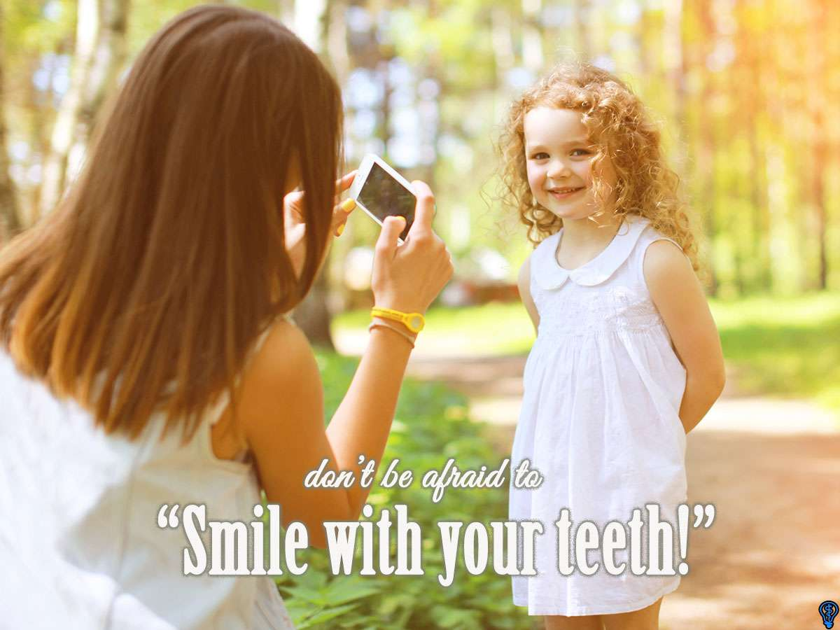 Show The World Your Pearly Whites!